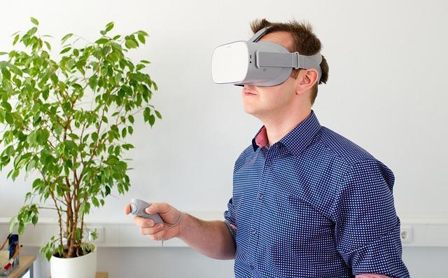 Vad är VR casino?